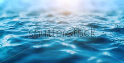 Nálepka ocean water background