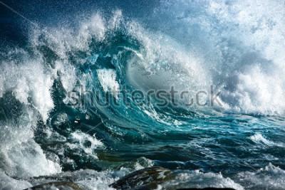 Nálepka Ocean wave