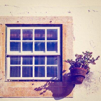 Nálepka Okno