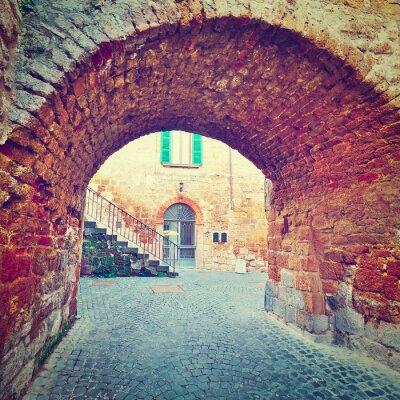 Nálepka Old Arch