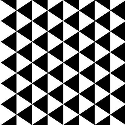 Nálepka Optický klam pozadí