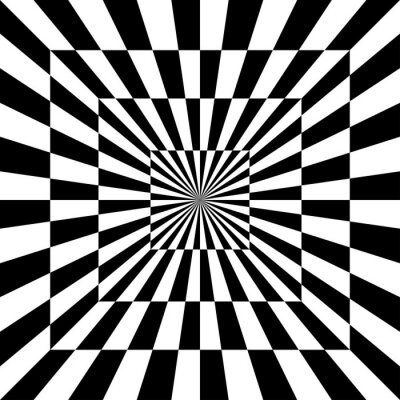 Nálepka Optický Pattern