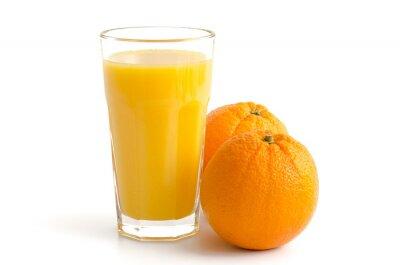 Nálepka Orangensaft