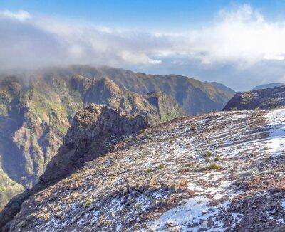 Nálepka Ostrově Madeira