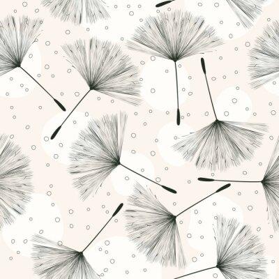 Nálepka pampeliška fly