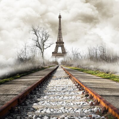 Nálepka Parigi v Treno ročníku
