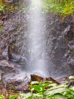 Nálepka petite skluz d'eau à Anse des Cascades, Ile de la Réunion