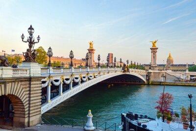 Nálepka Pont Alexandre
