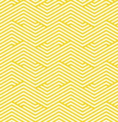 Nálepka pruhovaný geometrický vzor