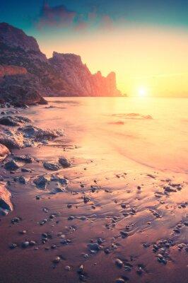 Nálepka Ráno u moře