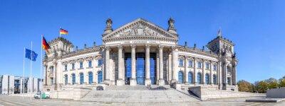 Nálepka Reichstag Berlin