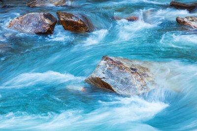 Nálepka Řeka Glacier