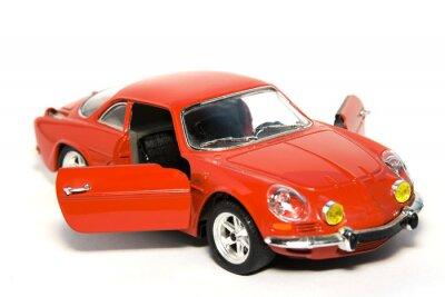 Nálepka Renault Alpine A110