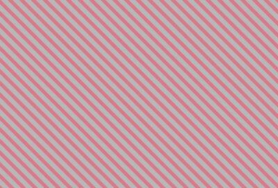 Nálepka Růžová Streifenmuster grau