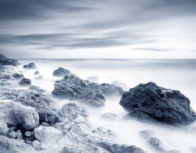 Nálepka sea coast