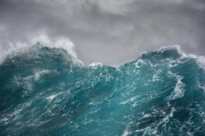 Nálepka sea wave
