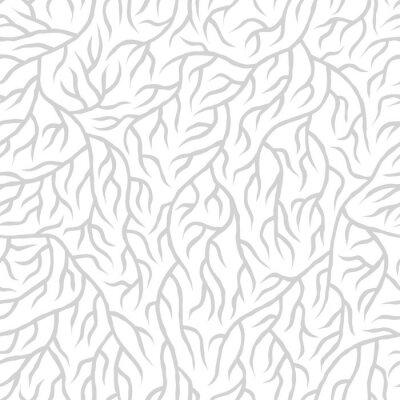 Nálepka Seamless nature pattern