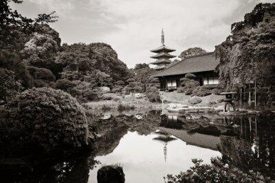 Nálepka Sensoji Temple