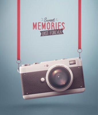 Nálepka Sladké vzpomínky
