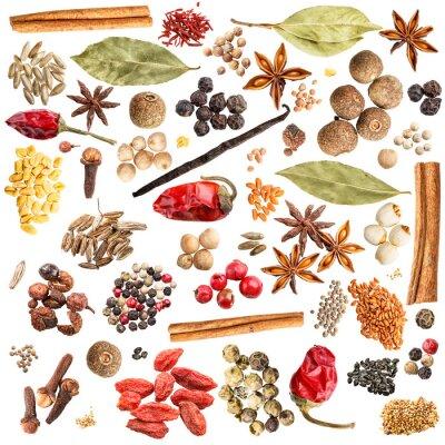 Nálepka Spice collection