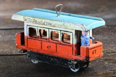Nálepka Strassenbahn 07