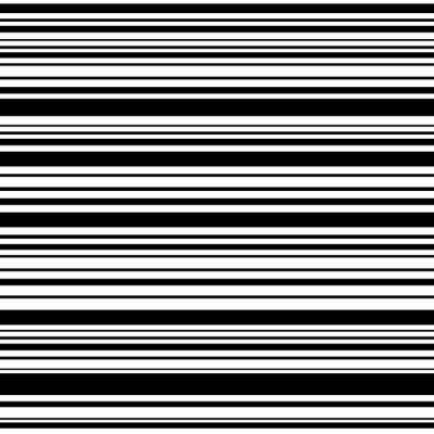 Nálepka Stripe Pattern
