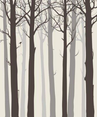 Nálepka strom