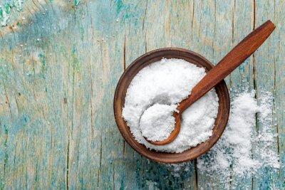 Nálepka sůl