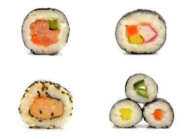 Nálepka sushi