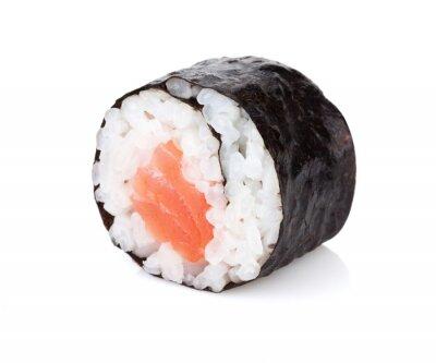 Nálepka Sushi maki s lososem
