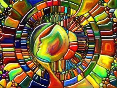 Nálepka Synergie fragmentace