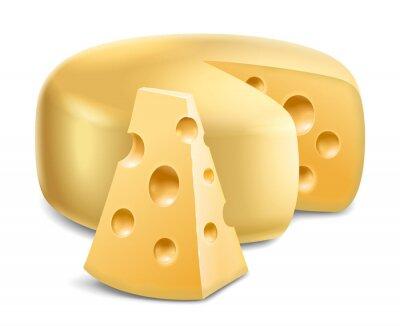 Nálepka sýr