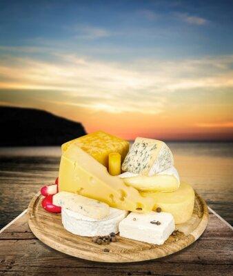 Nálepka Sýr.