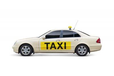 Nálepka Taxi_02