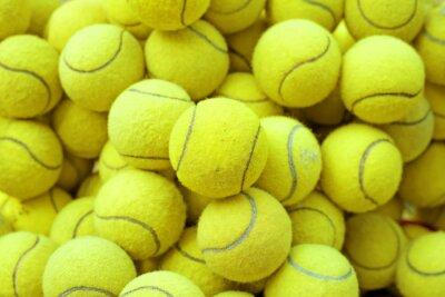 Nálepka tenisový míček