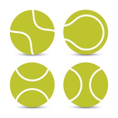 Nálepka Tennis Design