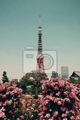 Nálepka Tokyo Tower
