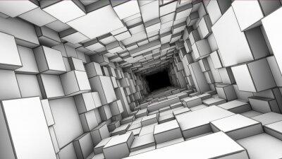 Nálepka tunel