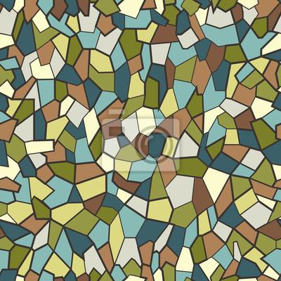 tyrkysová bezešvé vzor