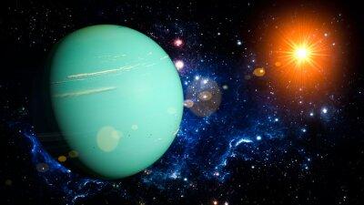 Nálepka Uran