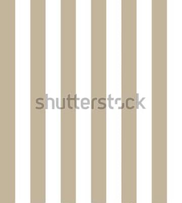 Nálepka Vektorové bezešvé vzor s širokými svislými čarami