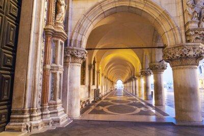 Nálepka Venezia, Colonnato di Piazza San Marco.