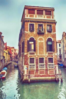 Nálepka Venezia, palazzo nel Canale.
