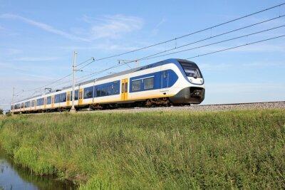 Nálepka Vlak 02