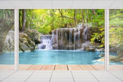 Nálepka Vodopád