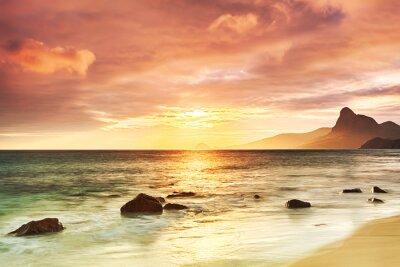 Nálepka Východ slunce