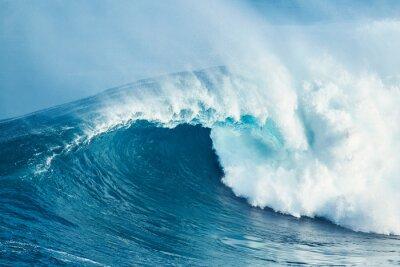 Nálepka Výkonný Ocean Wave