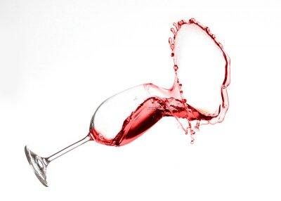Nálepka Wein Splash