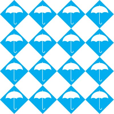 Nálepka White Umbrella