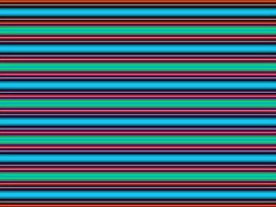 Nálepka Абстрактный яркий фон с полосами.